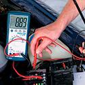 Режим проверки аккумулятора в гарантийный период.